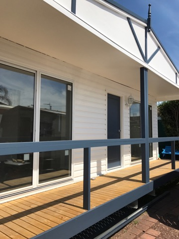 relocatable homes exterior